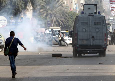 Egitto 4 i morti al cairo 7 in tutto il paese mondo - Taxi bagni di tivoli ...