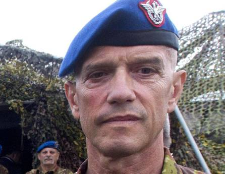 generale Giangiacomo Calligaris