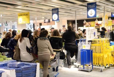 Ufficio Risorse Umane Ikea Catania : Apre ikea a pisa lunghe code toscana ansa.it