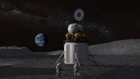 Torneremo sulla Luna per restarci — NASA