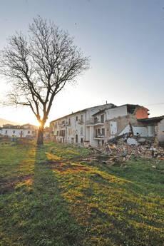 LAquila, Italy (Copyright ANSA)