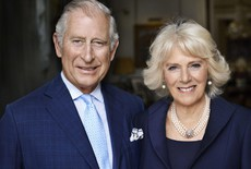 Camilla Duchess of Conwall 70th birthday
