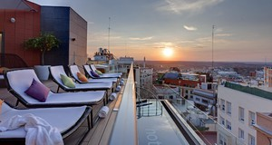 Sky Lounge, Hotel Indigo® Madrid - Gran Via