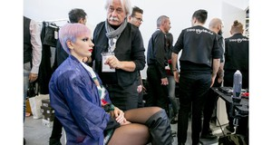 On hair - Cosmoprof