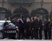 Berlusconi al lavoro Incontro con Letta