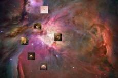 "Hubble fotografa le ""culle"" dei pianeti"