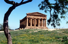 Sicilian temple not for sale 'even for 40 bln'