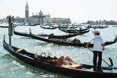 Venice says no to fiberglass gondolas