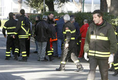 Pompieri: fuori pericolo i feriti gravi