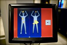 Body scanners in Rome, Milan, Venice
