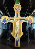 Giotto crucifix restored