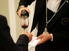 Italian named world's best sommelier 2010