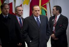 Berlusconi, nessun calciomercato