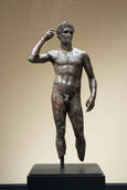US counsel sought on Getty Bronze