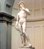 Michelangelo's David 'threatened' by high-speed train