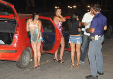 prostitute strada toscana