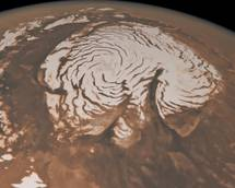 Ecco prima mappa per 'navigare' su Marte