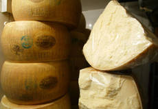Cheese bandits foiled in nighttime Parmigiano raid