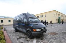 Inmate freed in attack on prison-guard van