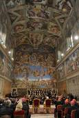 Sistine Chapel director 'anxious' about conclave closure