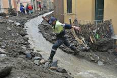 After lethal storm, northern Italy picks up pieces