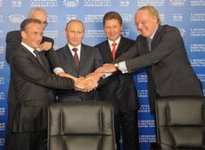 Putin, South Stream parte a fine anno