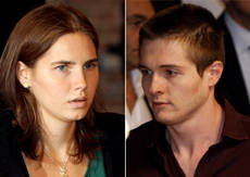 Sollecito won't be in court for Kercher murder verdict