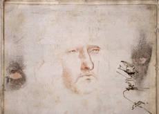 Autoritratto Leonardo raddoppia