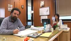 Campania informa francesco nappi consigliere questore for Ufficio di presidenza camera