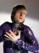 FOTO: Plushenko al Golden Gala on ice a Milano