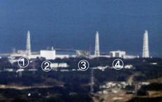 Giappone: fumo da reattore 3