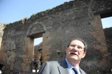 Pompeii eyes recovery under new minister