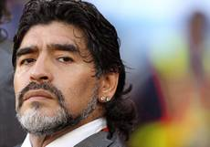 Soccer: Maradona has 'won' Italian tax dispute, says lawyer