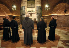 Restored tomb of St Francis reopens