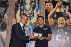 A Zanetti il Birra Moretti Golden Goal