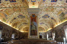 Vatican treasures to be seen 'under the stars'