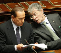 Premier non convince Bossi, stallo su pensioni