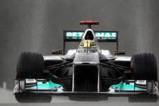 F1: qualifiche, incidente per Schumacher