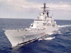 Libya fires missile at Italian ship