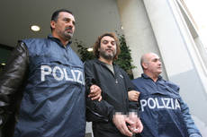 Unguarded 'Ndrangheta boss escapes from hospital