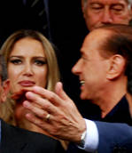 Berlusconi escort D'Addario plaintiff in prostitution case