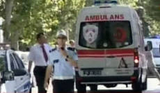 Italian Embassy in Ankara beefs up security after blast