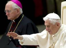 Pope says lawyers must always be 'faithful to the truth'