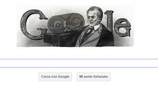 Google pays homage to Fellini