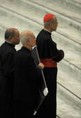 Hong Kong cardinal tells synod to keep faith with China