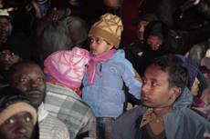 Some 50,000 migrants landed at Lampedusa port last year
