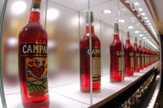 Campari sales up 5.2% last year