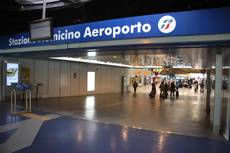 Copper thieves cut off Rome airport rail link