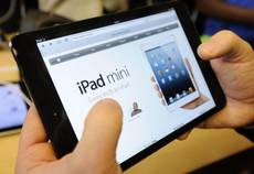3 mln nuovi Ipad e mini Ipad venduti nel week end