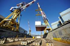 Fincantieri to list on bourse before summer